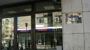 EFG Eurobank, Du?anova, Takovska, Ma?vanska
