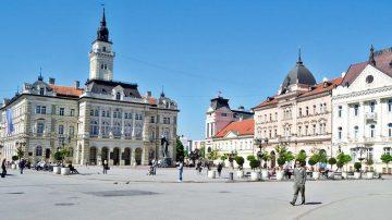 Studentski domovi, Novi Sad